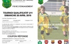 Tournois qualificatif U11 FCBS
