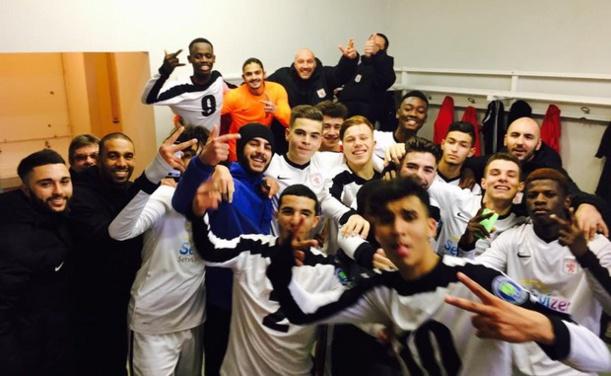Les U17 Nationaux du FC Lyon ont fait tomber le dauphin du groupe, Dijon FCO