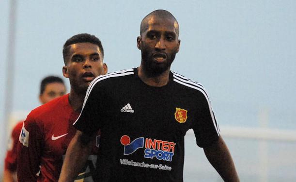 Bah a sauvé l'honneur pour MDA Chasselay, battu par le FC Annecy