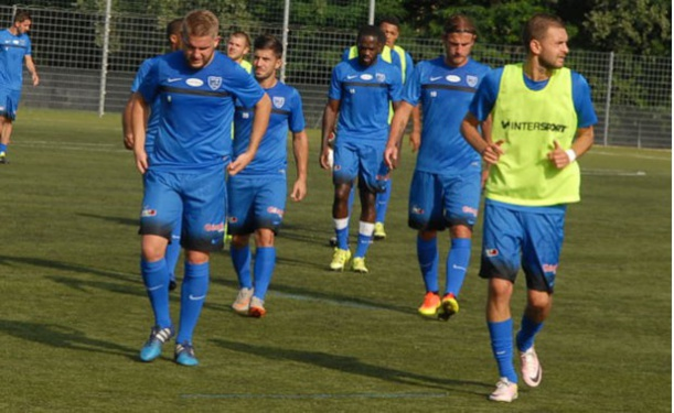 Le FC Villefranche rentre la tête basse de son déplacement à Jura-Sud