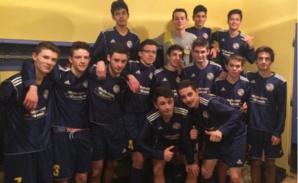 U17 PE  La belle semaine du FC Pontcharra-Saint-Loup