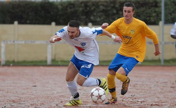 PE - RAS entre le FC 2 Fontaines et le SC Maccabi