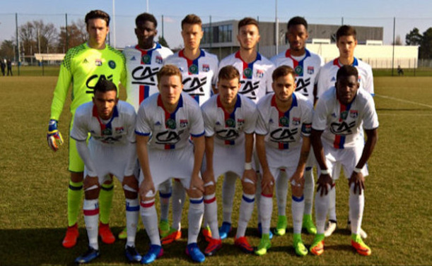 Gambardella U19 - L'OL tombe de haut...