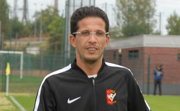 Karim Bounouara (entraîneur FC Vaulx)