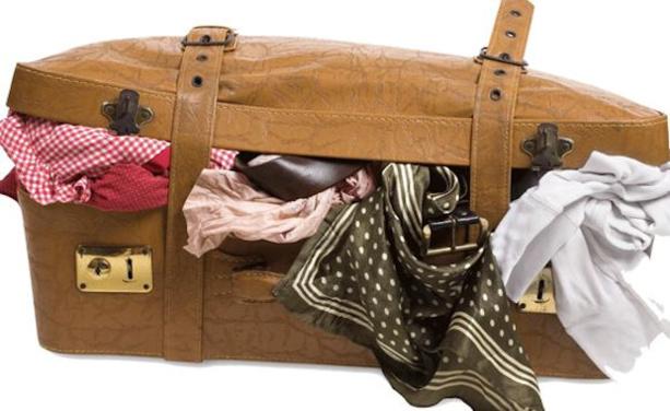 La valise du week-end pour la réserve des Sauvages contre l'ES Odenas Charentay