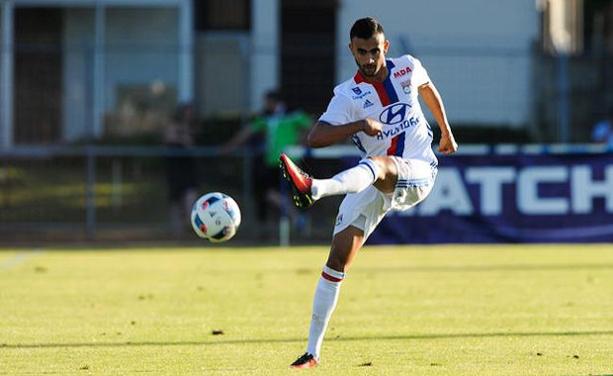 Rachid Ghezzal est allé faire un petit tour en CFA le week-end dernier
