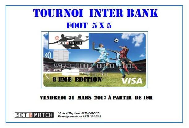 FOOT5 Indoor - Découvrez les Poules de l'INTERBANK de vendredi