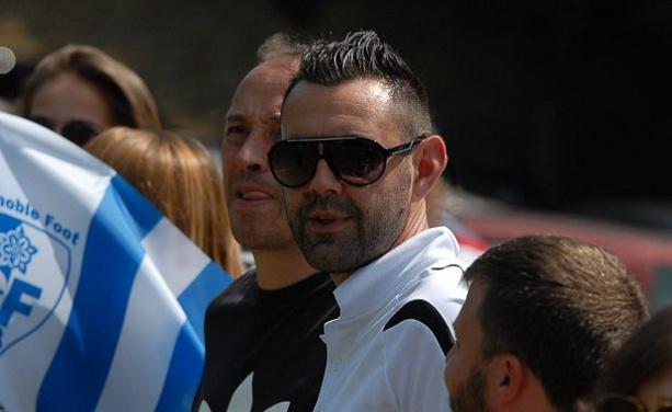 Valentin Lori, l'entraîneur de Sud Lyonnais