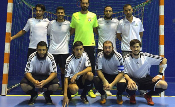 Vaulx en Velin Futsal entre dans le top5 de la DH