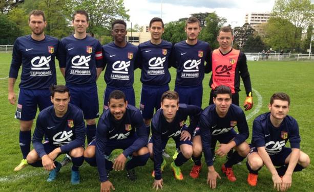 Le FC DOMTAC est en demi-finale de Coupe du Rhône