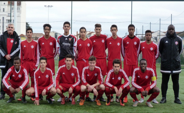 Les U19 de Lyon Montchat AS sont en route pour atteindre l'Honneur