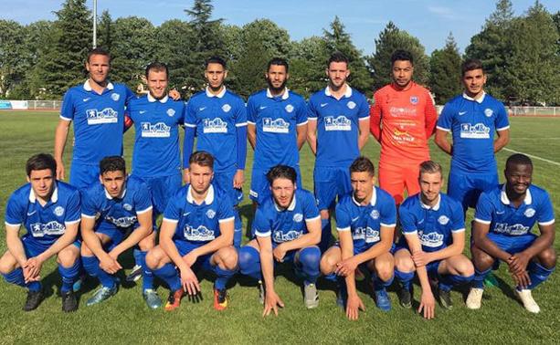 La réserve du FC Villefranche