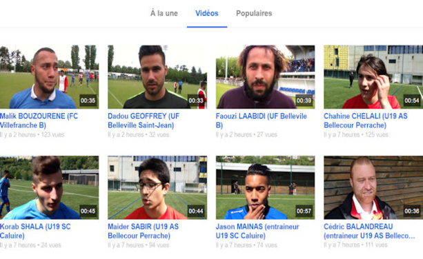 Coupe du Rhône U17 - BELLECOUR régale, CALUIRE coule
