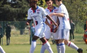 Triste fin de saison pour les U17... (crédit : coeur-de-gone.fr)