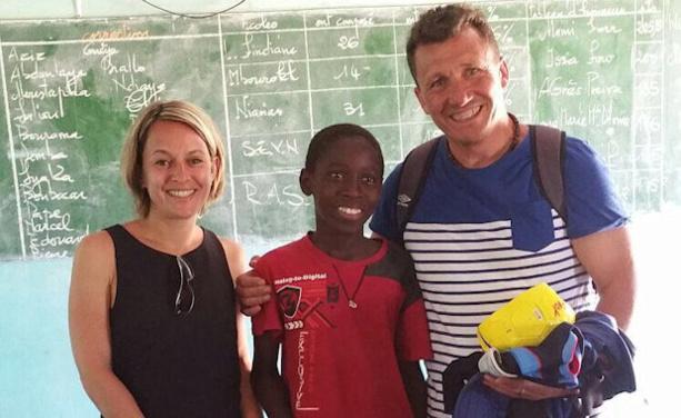 AS GENAY - Le Sénégal en ligne de mire