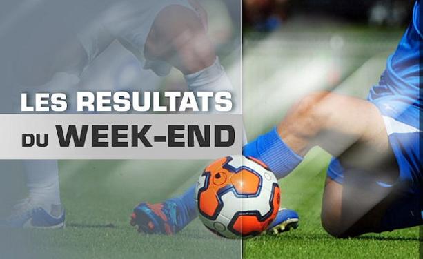 Live score district - Tous les RESULTATS et les BUTEURS du week-end