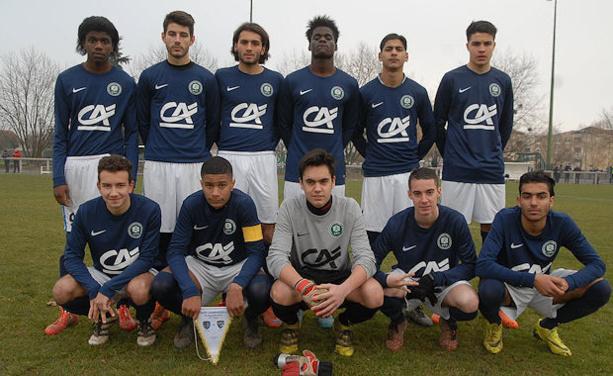 Le U19 du FC Rive Droite monte d'un cran