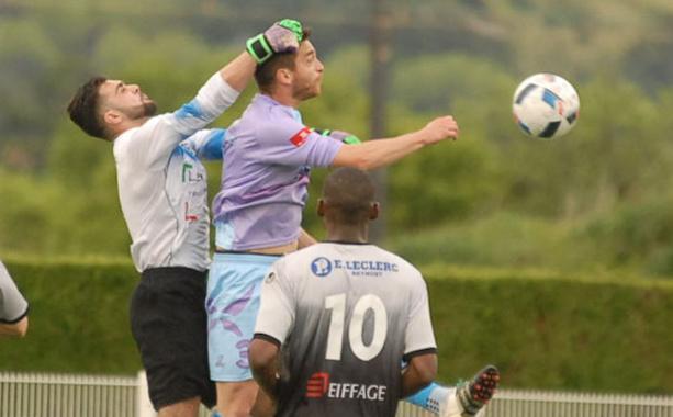 Lemos victorieux avec Ain Sud Foot, Bourrin a du se contenter du nul avec Hauts-Lyonnais