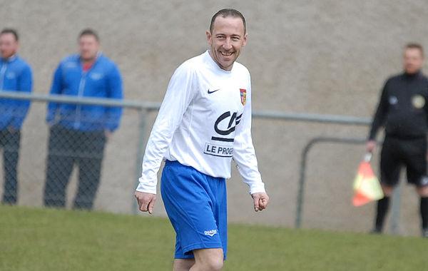 Damien Giraud ne marquera plus avec l'ES Lamure ni avec un autre club