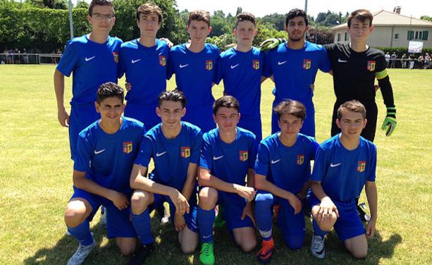 Le FC Pontcharra Saint-Loup, finaliste malheureux
