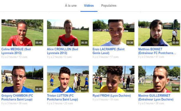 Coupe du Rhône U17 - SAINT-GENIS LAVAL dans la douleur