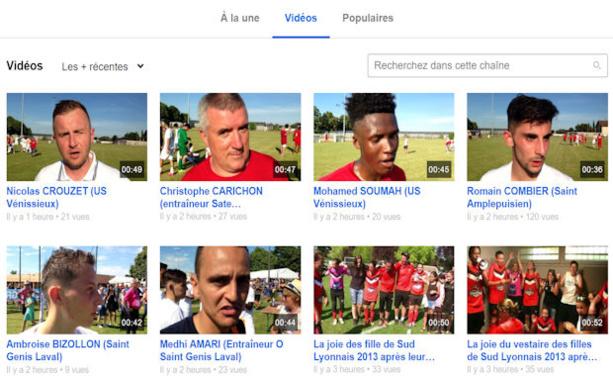 Coupe du Rhône U19 - Il a fallu une mi-temps à l'US VENISSIEUX