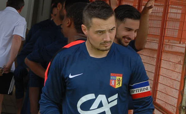 Pupier passe du FC Bords de Saône à l'O Saint-Genis Laval