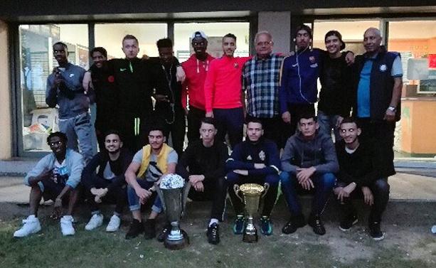 US VENISSIEUX - Le club récompense ses U19 et leur envoie un message...