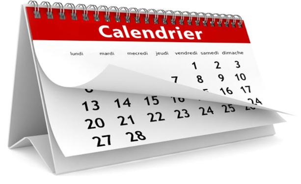 DISTRICT - Tous les calendriers 2017-2018 sont connus