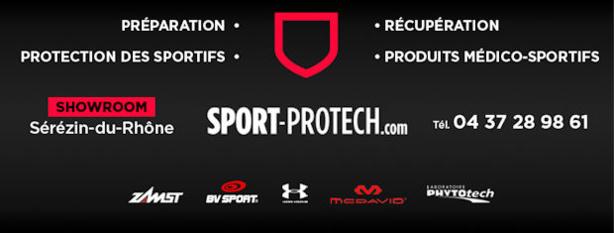 SPORT-PROTECH.COM - MDA Chasselay renouvelle sa confiance