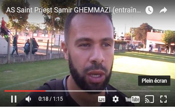 N2 - Les réactions vidéos de AS SAINT-PRIEST - ASMFC Belfort