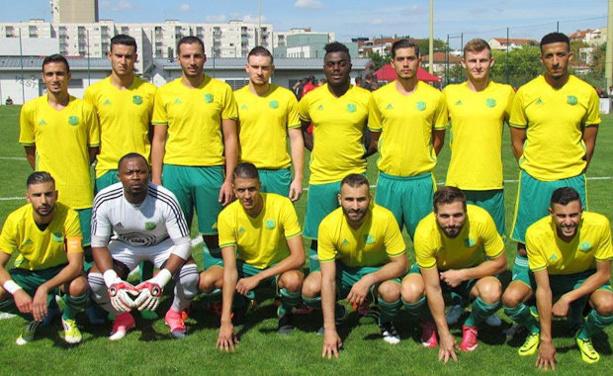 Le FC Bords de Saône n'a pas maqué son entrée dans le championnat de R2 (crédit photo http://fc-bords-de-saone.fr)
