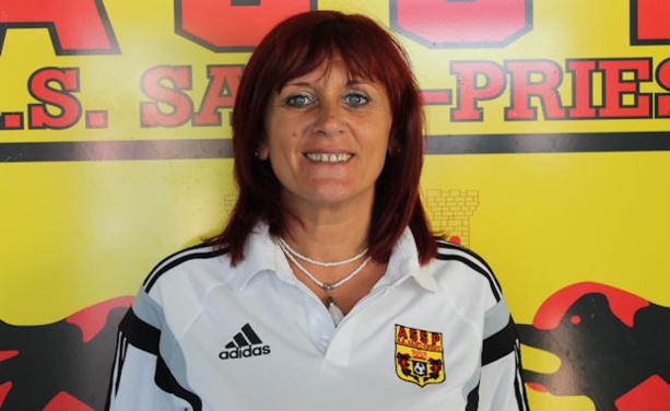 Sylvie Bellisi va désormais voyager avec... l'Equipe de France féminine !