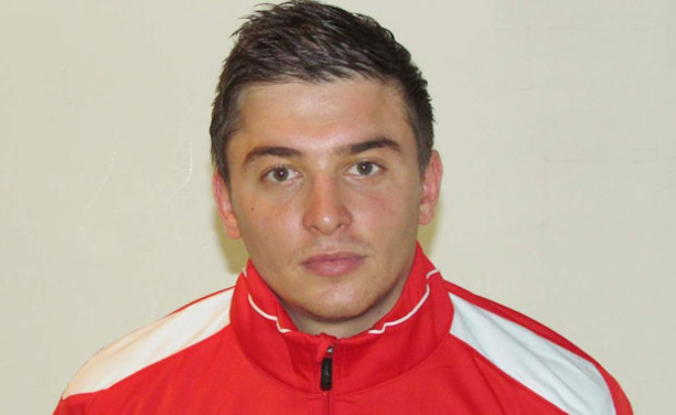 Jordan Gonzalez, l'entraîneur du U19 du FC Lyon