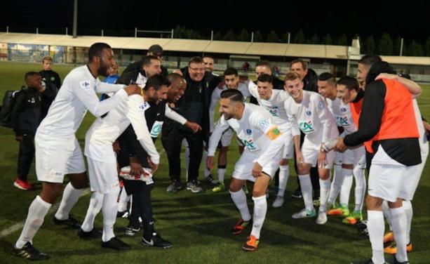 Le FC Bords de Saône a fait la fête samedi soir (crédit http://fc-bords-de-saone.fr)