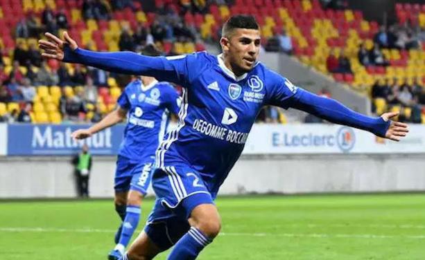 """D2 - Yanis MERDJI : """"Etre footballeur est aussi difficile que d'être électricien..."""""""