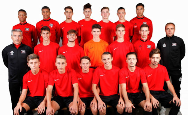 Gambardella U19 - L'AS MISERIEUX-TREVOUX change de costume