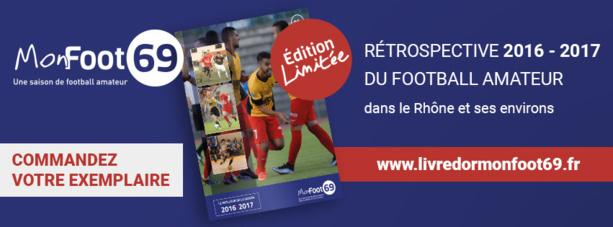 Coupe de France - Le groupe de l'AS BRON contre le FCS Rumilly
