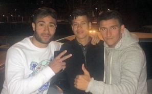 Entre Vaudais avec Nabil Fékir et Youssef Moukaddam