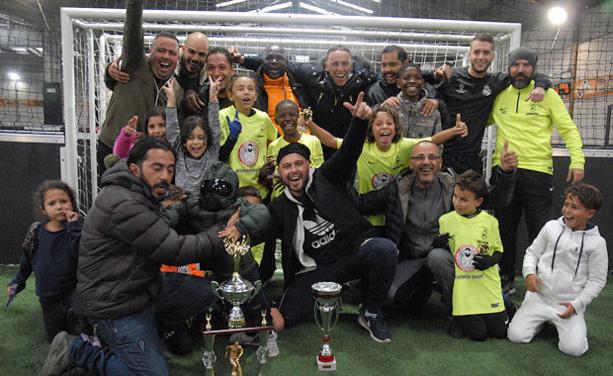 U9 (Sun Set Soccer Cup) – L'ACADEMIE MEHAMHA n'a rien lâché !