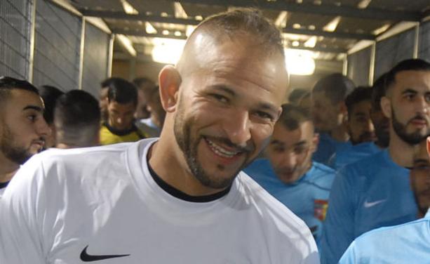 Nabil Samri, le coach de l'ES Saint-Priest, est déçu du résultat de son équipe.
