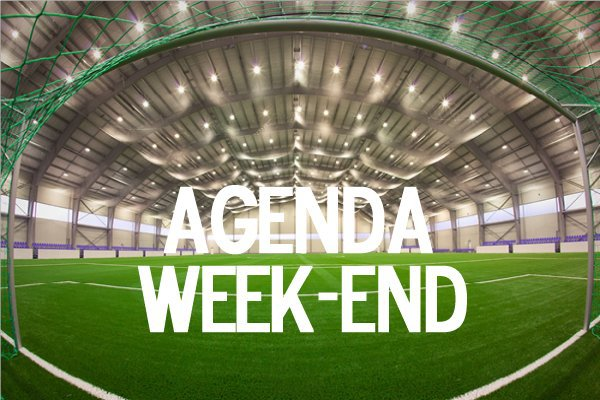 Agenda - District, Coupe Régionale et Futsal au programme