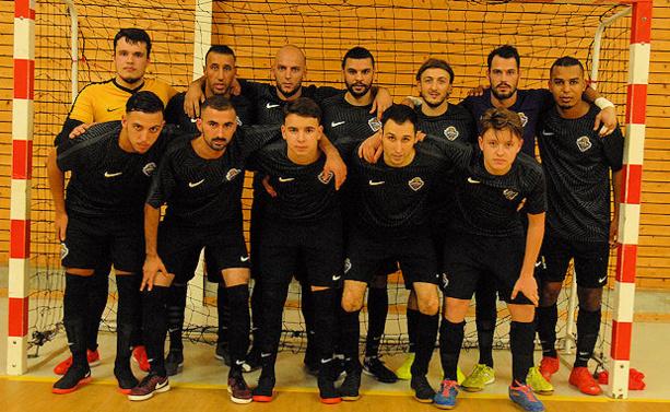 R1 Futsal - FS MONT D'OR ne se cache pas