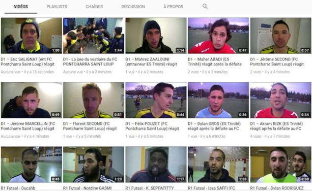 D1 – Le FC PONTCHARRA taille patron, fin de série pour l'ES TRINITE