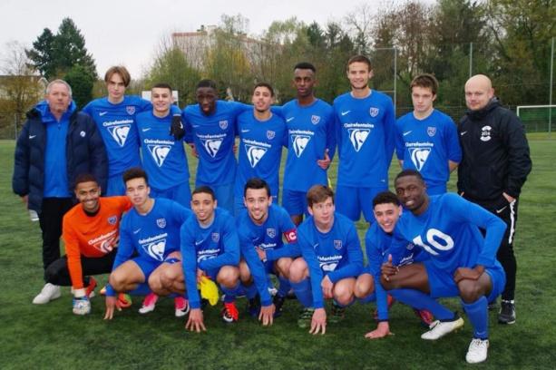 Les U17 de l'O Saint-Quentin