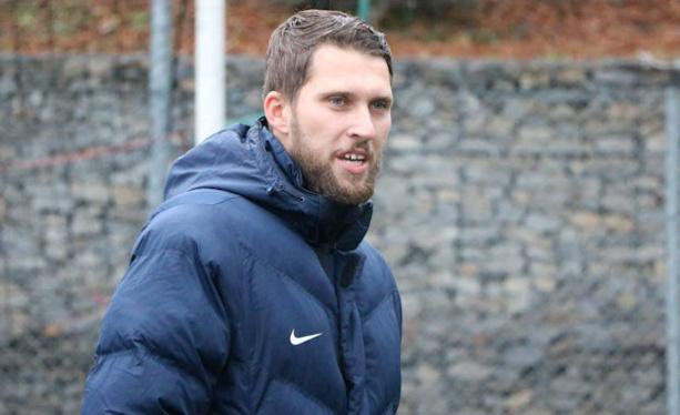 Mickael Viallet, l'entraîneur du FC Limonest-Saint-Didier (crédit Page Facebook FC Limonest-Saint-Didier)