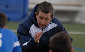 Ludo Boit veut aller au bout avec les U17 de l'US Millery-Vourles cette saison...