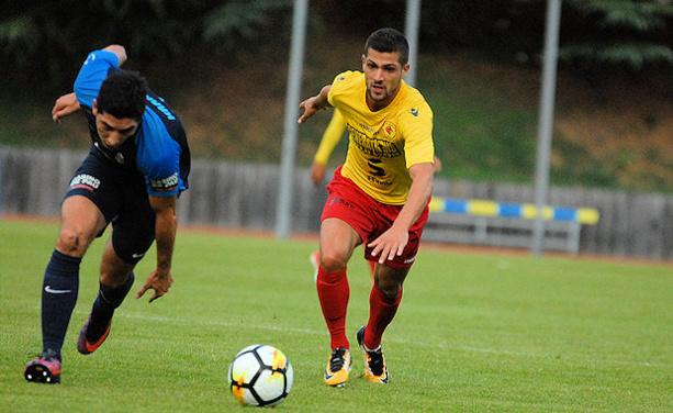 Mathieu Ezikian fera son retour dans l'équipe