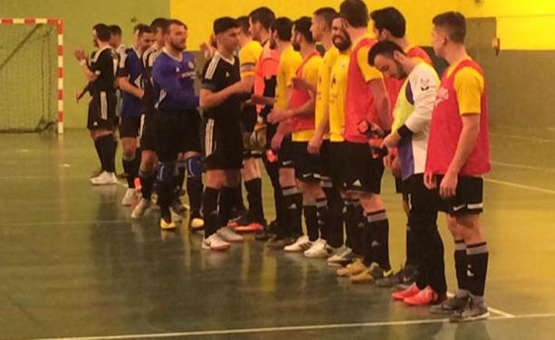 Coupe Nationale de Futsal - LAC BOURGET - SUD AZERGUES, le résultat !