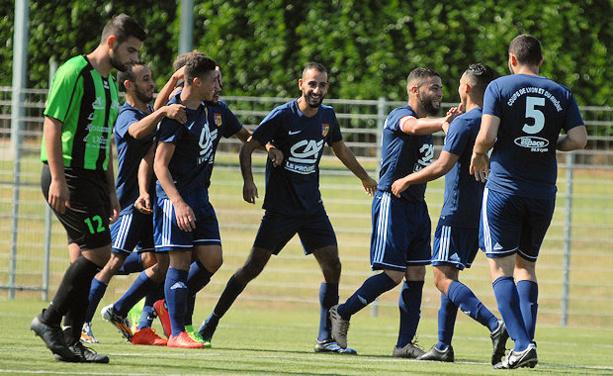 L'Olympique Belleroche veut aller au bout !